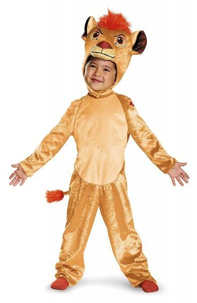Amazon Com  Kion Classic Toddler The Lion Guard Disney Costume