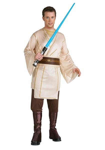 Amazon Com  Rubies Mens Jedi Knight Star Wars Theme Party Fancy