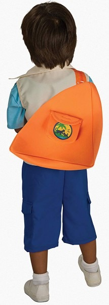 Buy Rubies Go Diego Go! Deluxe Child Costume, Small Online At Low