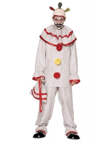 Amazon Com  Spirit Halloween Adult Twisty The Clown Costume