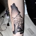 Bullet Bandolier Tattoo