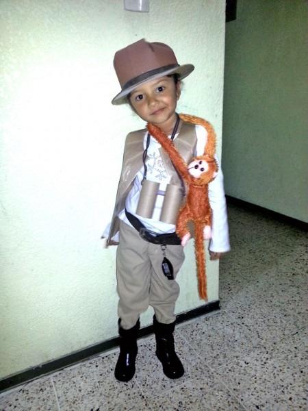Explorer Costume !