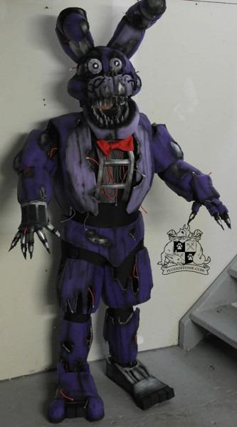 Nightmare Bonnie — Weasyl