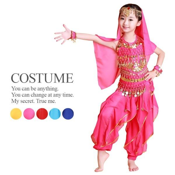 Nop Nop Rakuten Ichiba Ten  Arabian Costume Seven Points Set (the