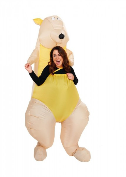 Kangaroo Inflatable Costume