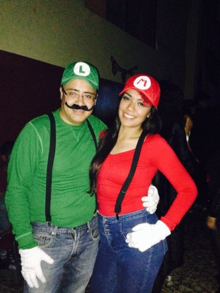 Mario Bros Costume For Couples  …