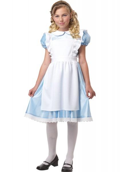 59 Alice And Wonderland Costume For Kids, Teen Alice Costume