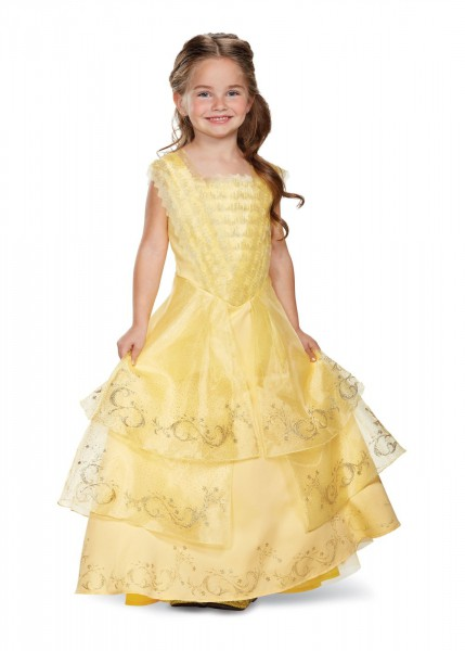 Belle Ball Gown Girls Costume