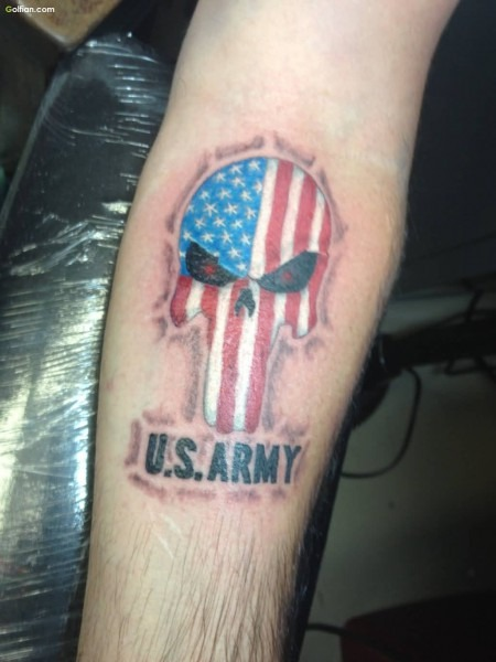 Ameri Flag ⋆ Tattoos 2019