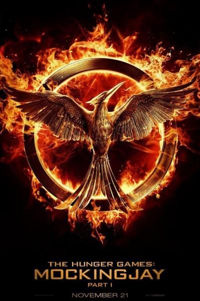 The Hunger Games  Mockingjay Part 1 Mockingjay Pin Badge
