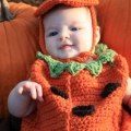 Baby Boy Pumpkin Costume