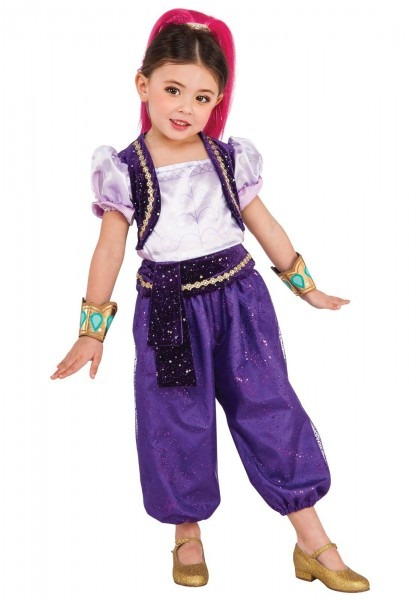 Shimmer And Shine  Shimmer Deluxe Child Halloween Costume