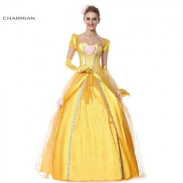 Charmian Fairy Belle Princess Anastasia Anime Cosplay Costume For