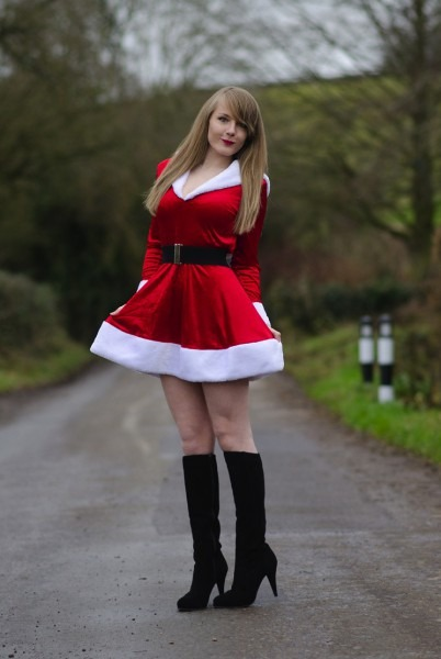 Merry Christmas From Mrs  Santa Claus