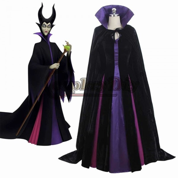 Detail Feedback Questions About Cosplaydiy Maleficent From