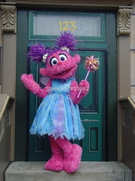 Pictures Of Sesame Street Characters Abby Cadabby