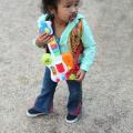 Jimi Hendrix Halloween Costume