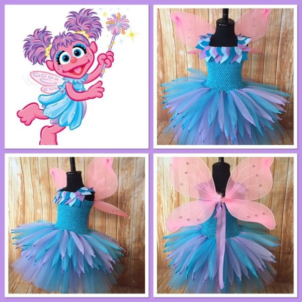 Abby Caddaby Tutu, Abby Caddaby Costume, Abby Caddaby Dress, Abby