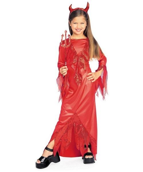 Devilish Diva Costume