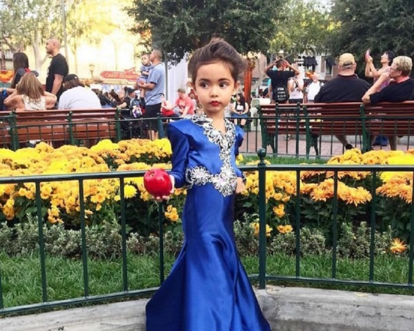 Father And Designer Creates Adorable Disney Outfits For His Kids