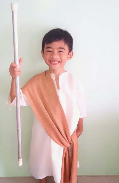 Saint Joseph Costume & St  Thomas More Costume For Boys