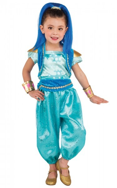 Shimmer And Shine  Shine Deluxe Child Halloween Costume