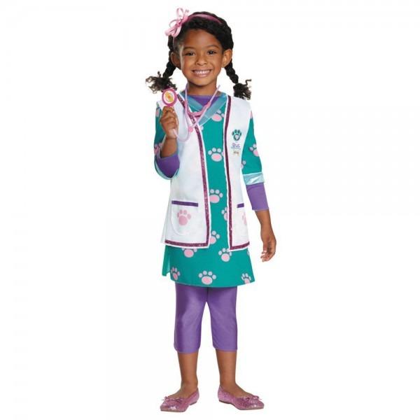 Veterinarian Halloween Costume & Personalized Veterinarian Costume