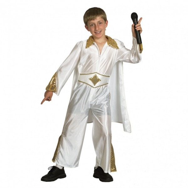 Elvis Presley Costumes Uk & Elvis Presley Costume
