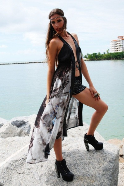 High Fashion Models, Gorgeous Goddess Dresses! Look Amazing With