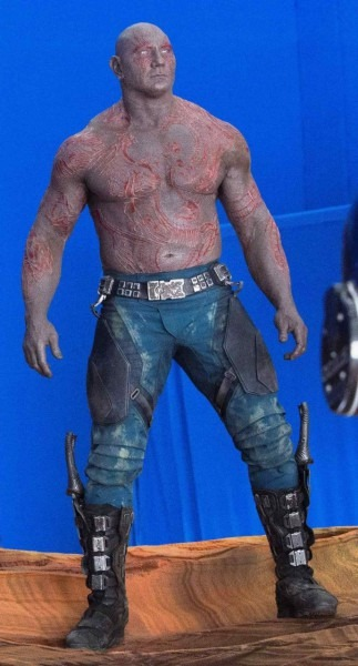 Guardians Of The Galaxy Vol 2 Drax Trouser Pant By Dave Bautista