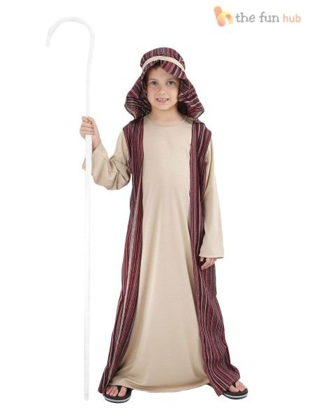 Innkeeper Nativity Costume Child & Child Biblical Wise Man