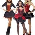 Hot Vampire Costume