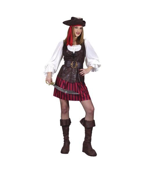 Buccaneer High Seas Female Costume