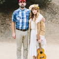 Forrest Gump And Jenny Costume