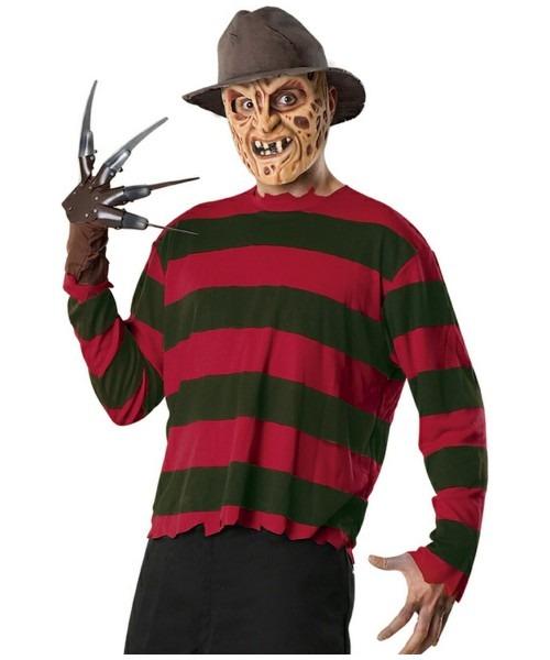 Adult Freddy Krueger Sexy Costume