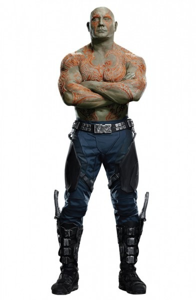 Guardians Of The Galaxy 2 Drax The Destroyer Pants