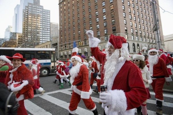 Where To Buy Santa Costumes In New York City  Best Deals From