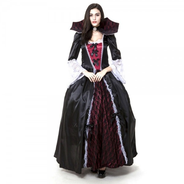 Hot Sale Halloween Costumes For Women Vampire Costume Halloween