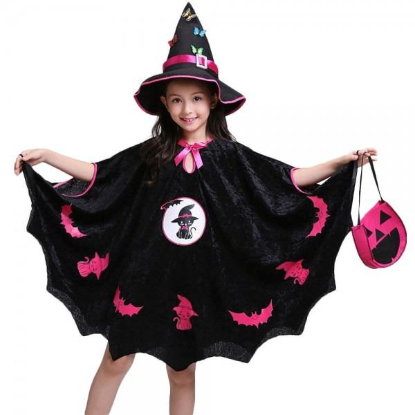 4 Dropship 2018 New Hot Fashion Kids Baby Girls Halloween Costume