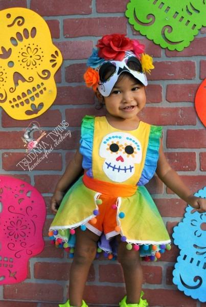 Coco Inspired Outfit Dia De Los Muertos Outfit Coco Baby