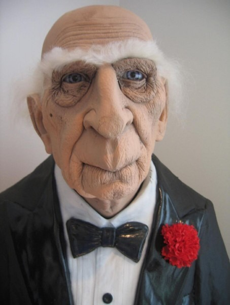 Brand New Life Size Dobson The Butler Halloween Prop On Popscreen
