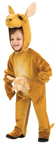 Kangaroo Costumes (for Men, Women, Kids)