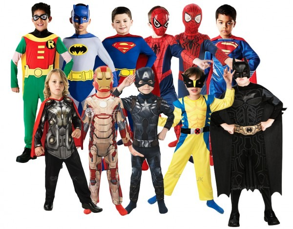 Kids Hero Costumes & Boys Army Dress Up Set