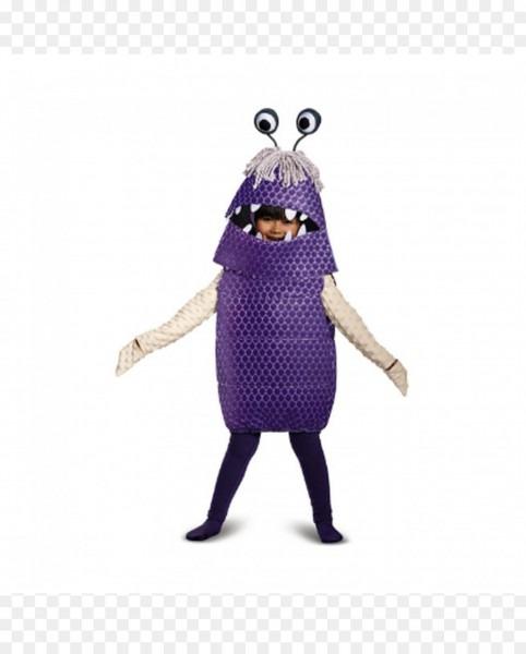 Boo James P  Sullivan Mike Wazowski Monsters, Inc  Costume