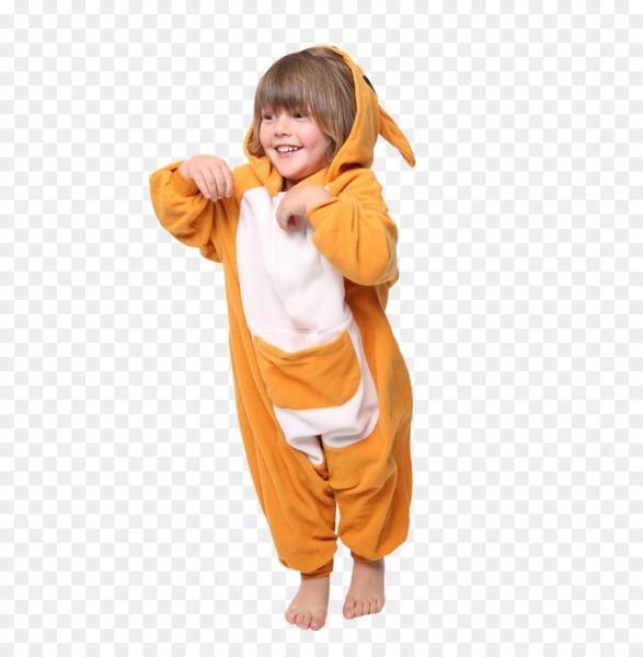 Costume Kangaroo Rat Onesie Child