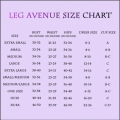Avenue Tights Size Chart
