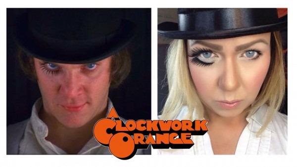 A Clockwork Orange Halloween Costume