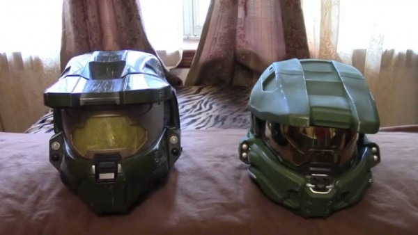 Halo Master Chief Helmet Comparison And Review