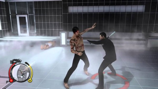 Sleeping Dogs™ Definitive Edition Defeating A Man With A Jason