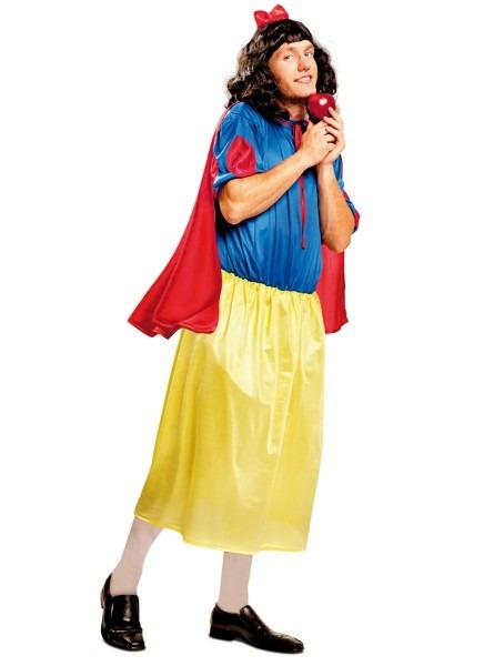Men's Snow White He